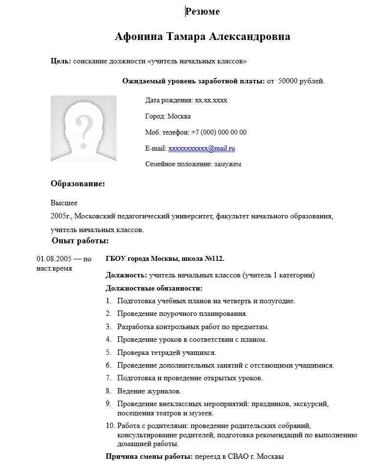 Українській мові вчителя початкових класів