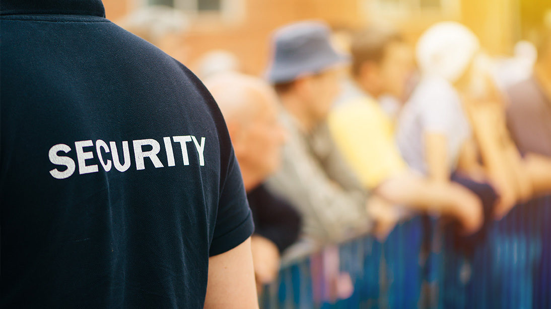 Опыт работы в резюме охранника