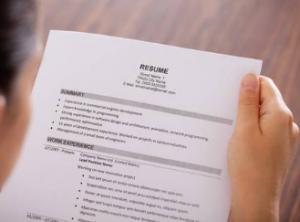 Особенности составления резюме менеджера