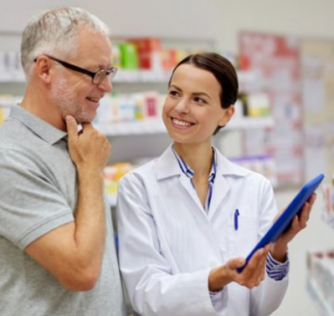 Обязанности фармацевта