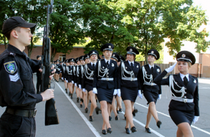 Образование полицейского
